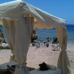 Private Beach with Gazebo!