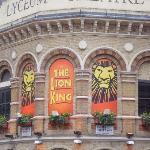 Lion King at Lyceum