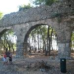 Phaselis aqueduct