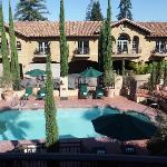 Hotel Los Gatos pool