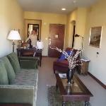 Room 229 sitting room