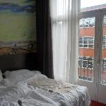 great room - balcony