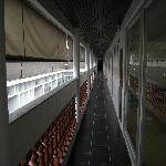 Couloir extèrieur