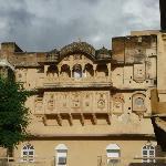 Außenansicht Roopangarh Fort