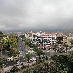 Amanecer en Puerto de la Cruz