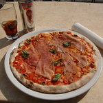 Pizza prociutto - best in the world!
