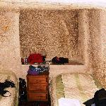 twin cave room