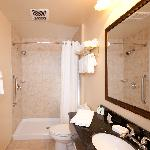 Spacious Guest Room Bath