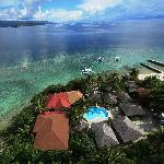 Magic Island Dive Resort Foto