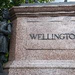 Statue inscription