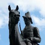 The Duke of Wellington in Hyde Park Corner