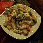 Eva's House salad