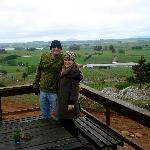 Otavio & Mariana at Alto de la Ballena