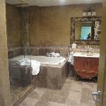 Presidential Suite Bathroom