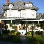 Pine Bush House, October 2011