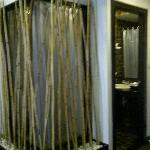 look of shower area