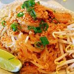 Pad Thai/my favour dish