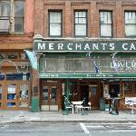 Cafe on the Corner