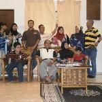 family photo -villa