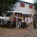 Partenza Safari