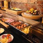 Hotel Praga 1 Prague Breakfast