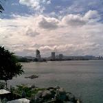 View Hua Hin Bay from LaMer Restaurant