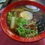 Ramen Noodle Dish