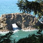 arch rock- beautiful!
