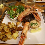 Fillet steak and Langoustine - Unbelievably good