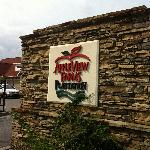 Entrance to The Orchards