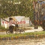 pluie tropicale 10 minutes