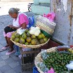 ventes de fruits