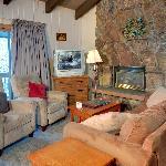Sample living room