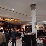 The store from the food court