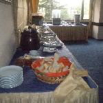 Hotel Akyuz Breakfast Buffet