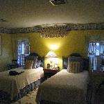 Zimmer im zweiten Stock