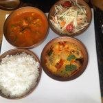Thai Set Menu for Lunch