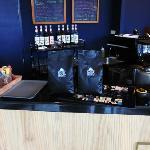 1st Fresh Roasted Coffee on Island