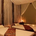 Traditinal Thai Massage Room for Couples (Fern Room)