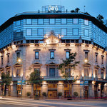 Hotel Claris Barcelona 5*GL Entrance