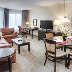 Premiere Suite Living Room