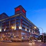 Hampton Inn & Suites Buffalo Downtown Foto