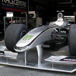Plus a full sized F1 display car on the premises