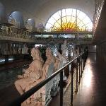 Vue intérieure du Musée d'art et d'industrie de Roubaix