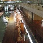 Encore une superbe vue plongeante de la salle du Musée d'art et d'industrie de Roubaix