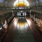Une autre irrésistible vue de la salle principale du Musée d'art et d'industrie de Roubaix