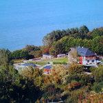 chambres et cottage comme sur une ile