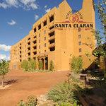 Santa Claran Hotel Patio