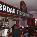 Broad Street Sports Bar Sept 2011