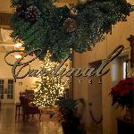 Christmas Welcome at the Cardinal